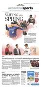 The Arizona Republic // Sliding into spring // 02.13.17
