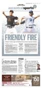 "The Arizona Republic // ""Friendly fire"" // 04.14.2017"