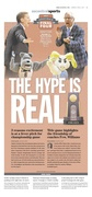 """The Arizona Republic // """"The hype is real"""" // 04.03.2017"""