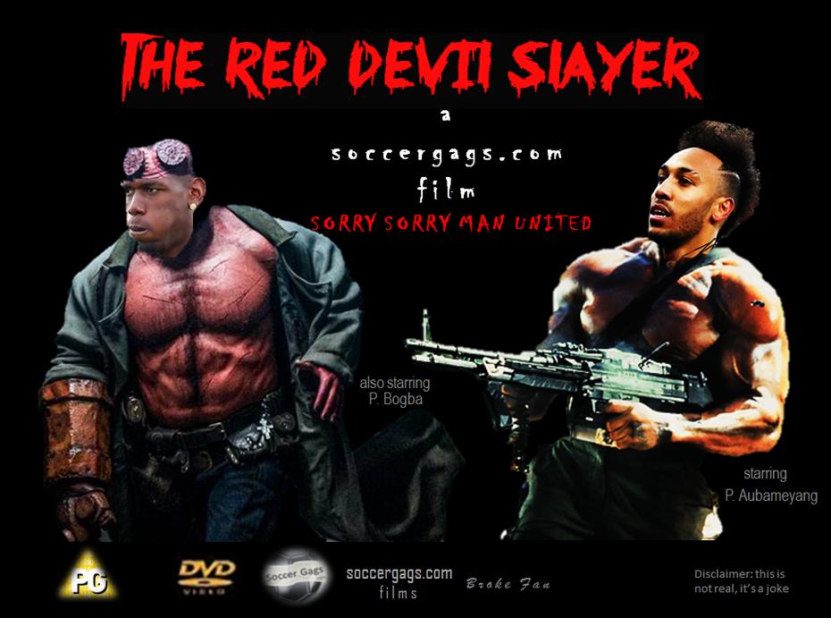 The Red Devil Slayer