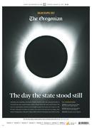 Solar Eclipse 2017: The Oregonian