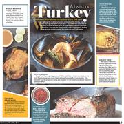 Dining Out - Holiday Turkey Alternatives