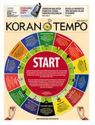 koran tempo start for choosing party