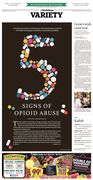 5 signs of opioid abuse, October 2017