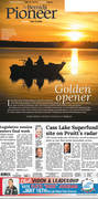 The Bemidji Pioneer front page 05/13/2018