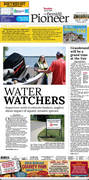 The Bemidji Pioneer front page 07/29/2018