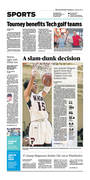Lubbock sports cover