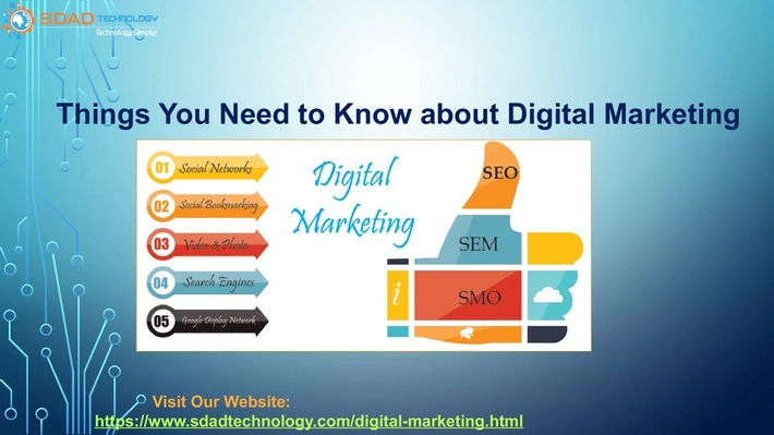 Opt Best Digital Marketing Company in India To Boost up Your Business- SDAD Technology