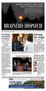 Brainerd Dispatch front page 08/20/2018
