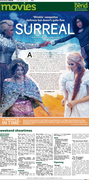 Movie Page for 'A Wrinkle in Time'