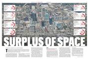 Surplus of Space in Minneapolis