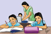 #classroom#mathrubhumi#vijeshviswam#