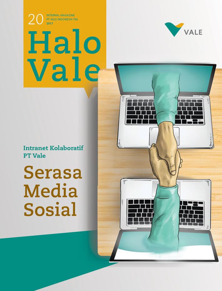Halo Vale Magazine cover