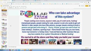The 1Dollar Thing Done Different Self Building System Webinar Replay 5th March 2019