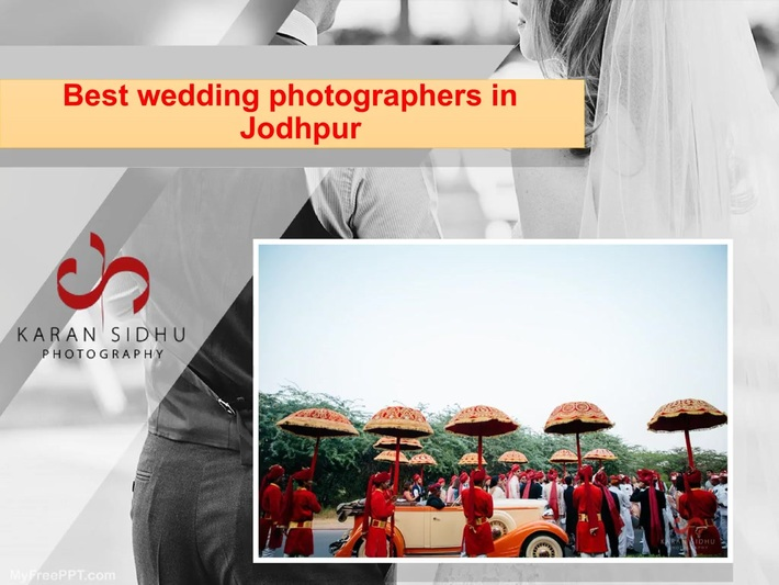 Best wedding photographers in Jodhpur - Karan Sidhu Photography