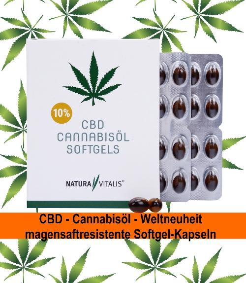 CBD Öl | Cannabisöl vom Testsieger!