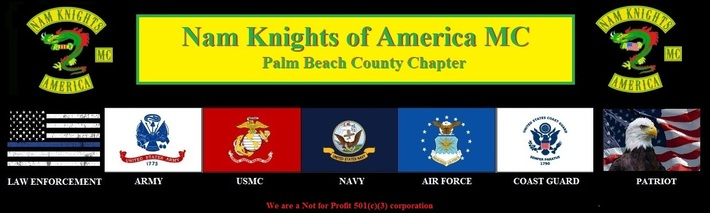 Nam Knights of America MC Logo
