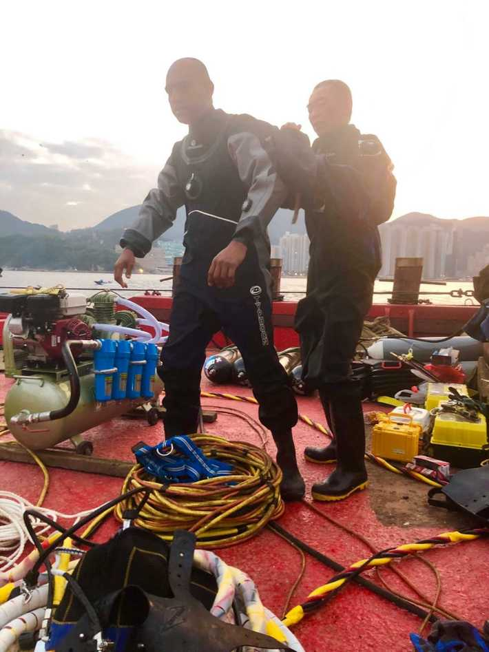 Ship wrack Survey