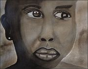 LITTLE BLACK GIRL *****