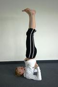 Schulterstand - Shoulderstand