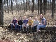 kids woods