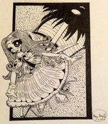 An old drawing