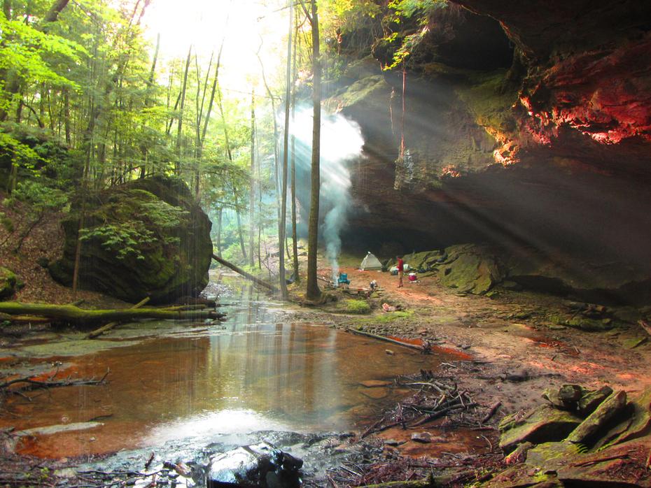 Alabama's Sipsey Wilderness Area