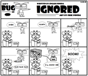 Dont Bug Me Comic Strip 1 May 19 2013 PNG