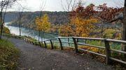 Niagara Falls ,NY gorge trail