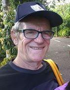16.05.10. - I hiking on the Lignon Hill, Legazpi, Albay