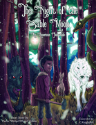 The Night of the Sable Moon- Short Story Cover