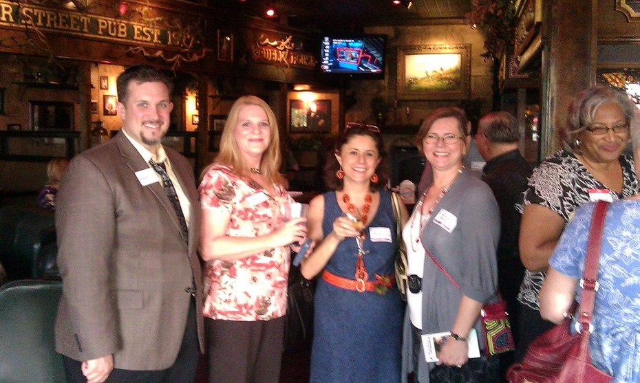InHouston Northwest May Networking Mixer