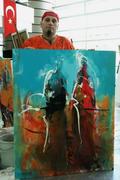 5.INTERNATIONAL ART SYMPOSIUM IN KONYA, TURKEY