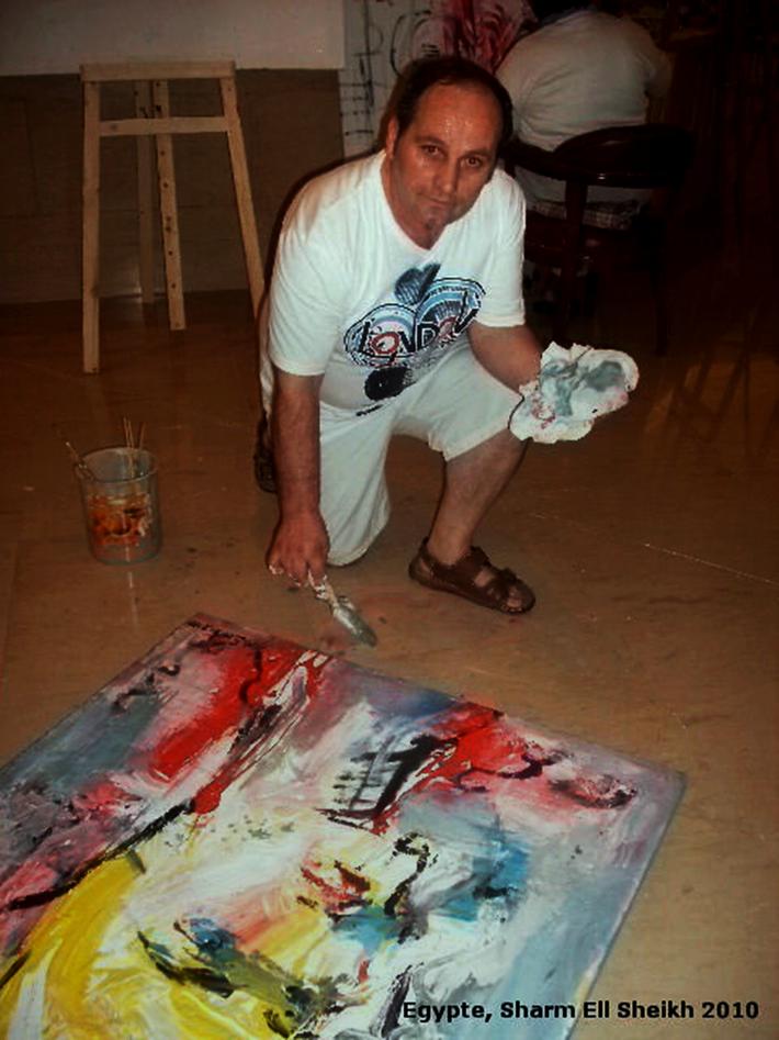 11. INTERNATIONAL ART SYMPOSIUM IN EGYPT