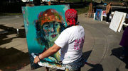 7.INTERNATIONAL ART SYMPOSIUM IN ISTANBUL, TURKEY