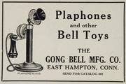 Gong Bell Playphone 1926