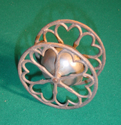 Gong Bell Revolving Chimes with heart wheels 22