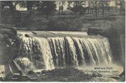 Post Card East Hampton CT - Watrous Falls