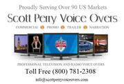 Professional Voice Talent - Scott Perry Voice Overs