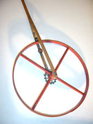 Unknown Maker Hoop Toy with Bells