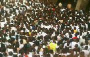 Seven Die in Stampede at Immigration Recruitment Centres around Nigeria