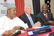 Dangote Sugar Refinery Plc held its 8th Annual General Meeting today May 23, 2014