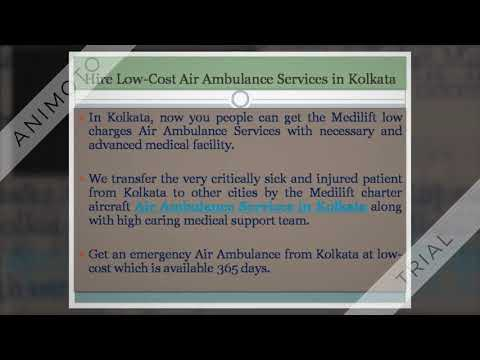 Most Trusted and Medical Support Air Ambulance Services in Delhi
