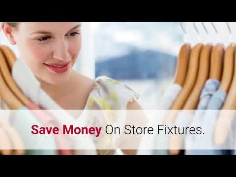 Store Fixture Displays | Call us 8085960884 | pacificstoreplanning.com