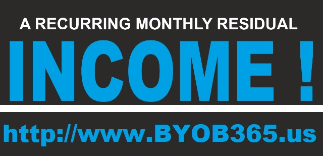 Earn Recurring Monthly Residual Income