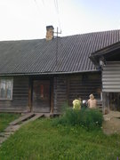 Setumaa-a very old living house, 200-300 years old