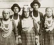 удмуртские шляпы