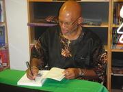 Anthony Browder Book Signing