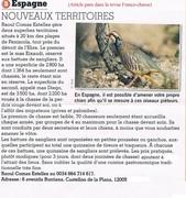 annoncé sur revue nationale de la chasse
