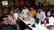 Bangalore meeting picture